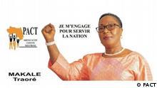 Makalé Traoré --- Parti de l'action citoyenne par le travail