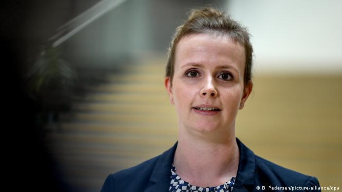 Berlin   Gyde Jensen - Sprecherin der FDP-Fraktion und Vorsitzende des Menschenrechtsausschusses (B. Pedersen/picture-alliance/dpa)