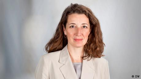 DW Akademie, Vera Möller-Holtkamp, Ländermanagerin Tunesien (DW)