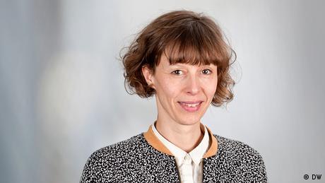 DW Akademie, Verena Wendisch, Bereichsleiterin Nordafrika