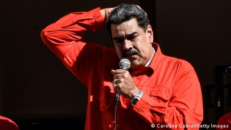 Nicolas Maduro (Carolina Cabral/Getty Images)