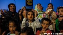Griechenland Lesbos | Flüchtlingssituation nach dem Brand in Moria