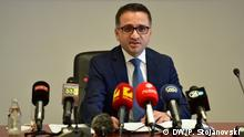 Nordmazedonien | Finanzminister | Fatmir Besimi
