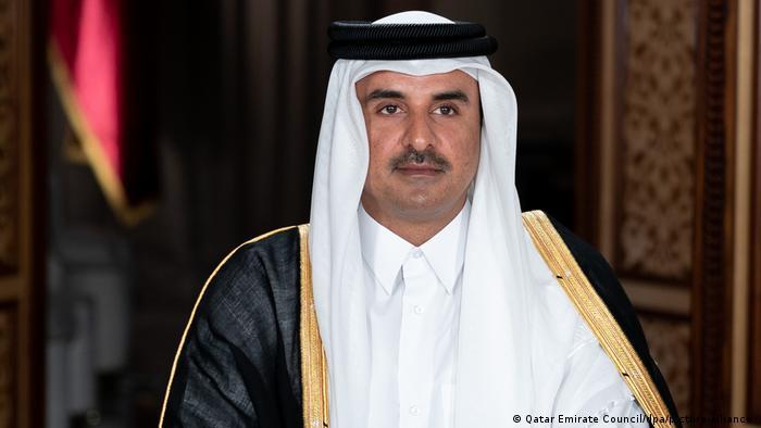 कतर दोहा |  अमीरात के प्रमुख |  शेख तमीम बिन हमद अल-थानी