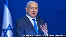 Israel Tel Aviv | Wahlen | Benjamin Netanyahu