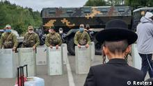 Ukraine Novi Yarylovychi | Coronavirus | Jüdische Pilger