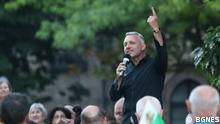 Bulgarien   Antiregierungsproteste   Anwalt Nilolay Hadjigenov