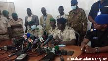 Mali | Pressekonferenz Imsael Wague in Bamako