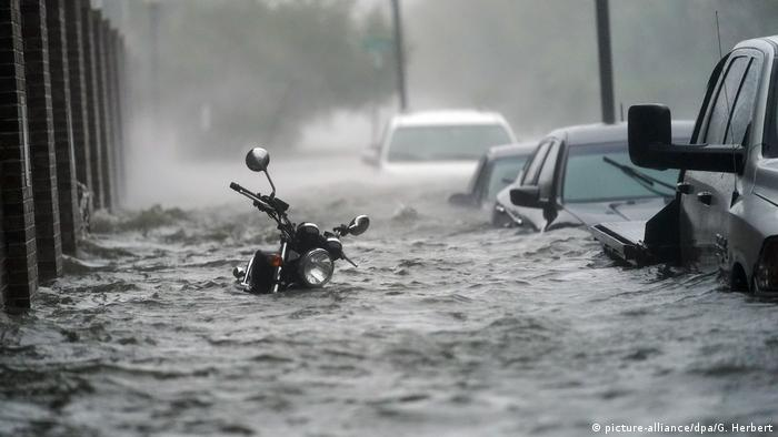 Überflutungen in Pensacola, Florida
