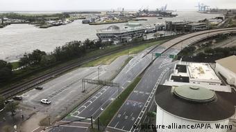 USA: Auswirkungen durch Hurricane Sally