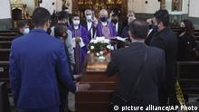 Kolumbien: Beerdigung von Javier Ordóñez
