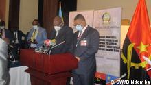 Angola Demokratische Republik Kongo Grenzkriminalität Vereinbarung