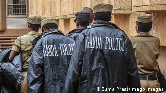 Uganda Polizei