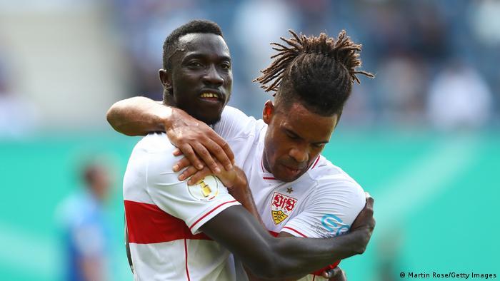 Deutschland Fußball Hansa Rostock vs. VfB Stuttgart (Martin Rose/Getty Images)