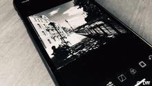 DW Shift | Fotobearbeitungs-Apps im Test, Darkroom (DW)