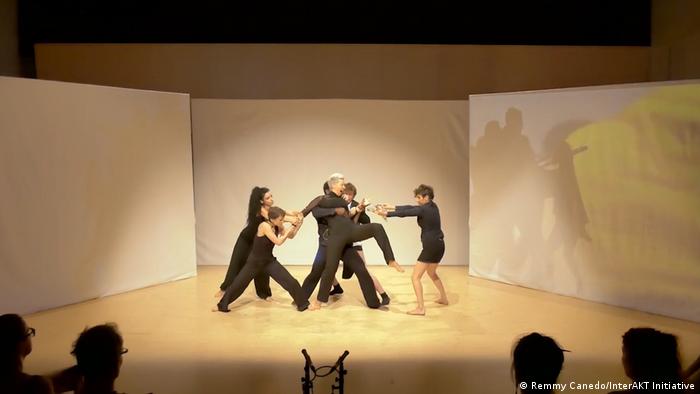 Belarus Performance No Voice - No Body