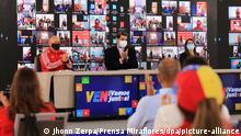 Venezuela Vor der Parlamentswahl | Nicolas Maduro