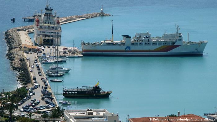 Griechenland Insel Zakynthos (Roland Holschneider/dpa/picture-alliance)