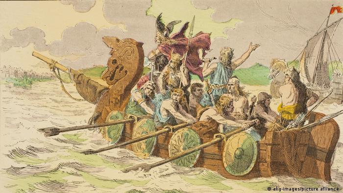 Los Vikingos No Eran Tan Vikingos Como Se Creía Ciencia Y Ecología Dw 17 09 2020