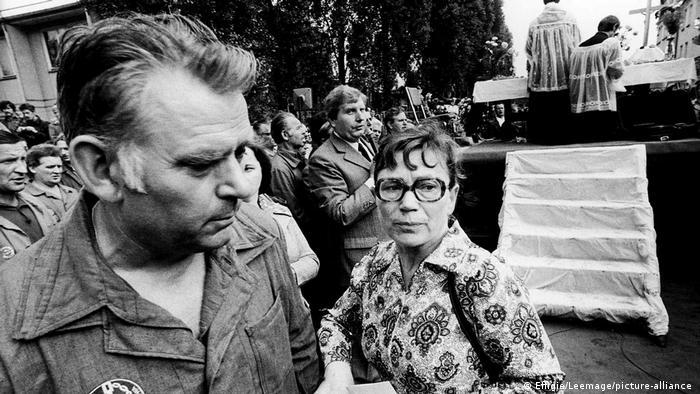 Zwolnienie suwnicowej Anny Walentynowicz było pretekstem do rozpoczęcia strajku