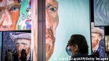 BdTD | Australien Sydney | Van Gogh Alive Ausstellung