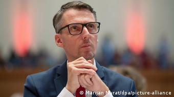 SPD üyesi vekil Prof.Dr. Lars Castellucci
