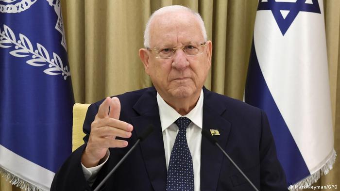 روون ریولین، رئیس جمهور اسرائيل