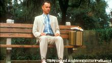 Forrest Gump / Tom Hanks   Verwendung weltweit