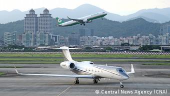 Taiwan USA Keith Krach Wirtschaft (Central News Agency (CNA))