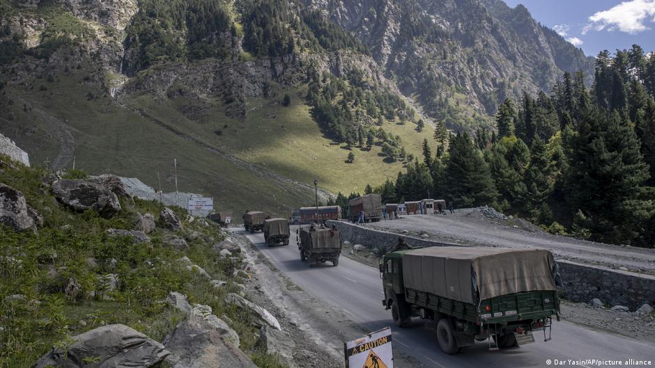 India-China tensions drive Ladakh infrastructure overhaul | Asia| An  in-depth look at news from across the continent | DW | 23.06.2021