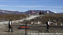 Grenzkonflikt China Indien