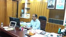 Bangladesch Professor Kaiser Ahmed Bildungsausschuss der Madrasa