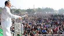 Indien Westbengalen Adhir Choudhury