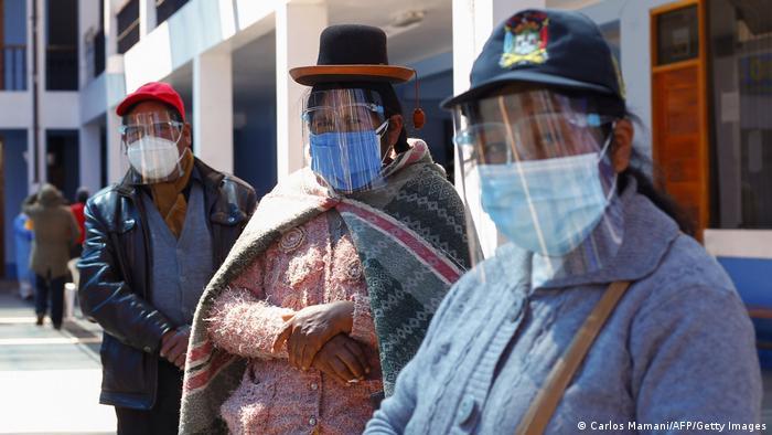 Perú, el país más mortal en la pandemia del coronavirus | Las noticias y  análisis más importantes en América Latina | DW | 18.09.2020