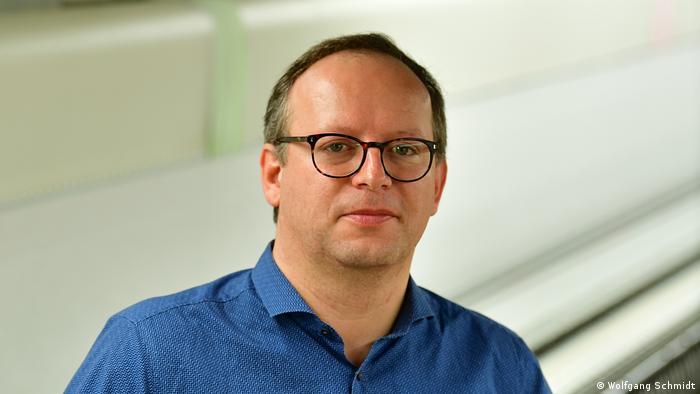 Andreas Reinhardt, CEO Modespitze Plauen