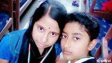 Indien Diskuswerfer Reshma Khathun