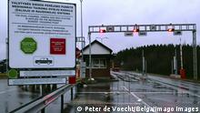 Grenze Belarus Litauen