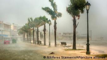 Ελλάδα, κακοκαιρία, κυκλώνας, «Ιανός»