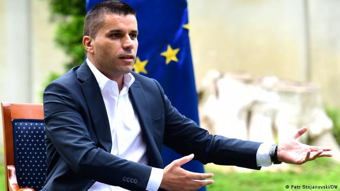 Ljupco Nikolovski |neuer Landwirtschaftsminister von Nordmazedonien