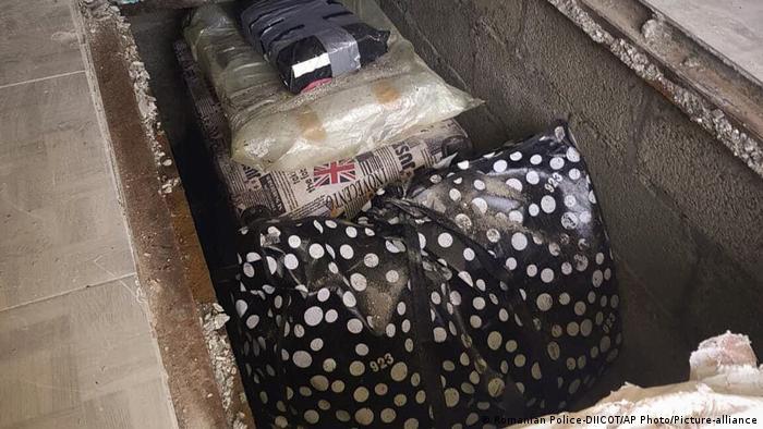 Stolen rare books hidden under a house