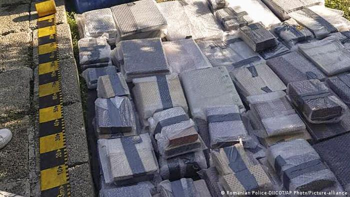 Stolen books recovered from a gang in Romania
