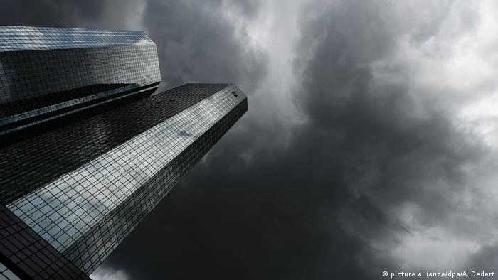 Zentrale der Deutschen Bank in Frankfurt (picture alliance/dpa/A. Dedert)