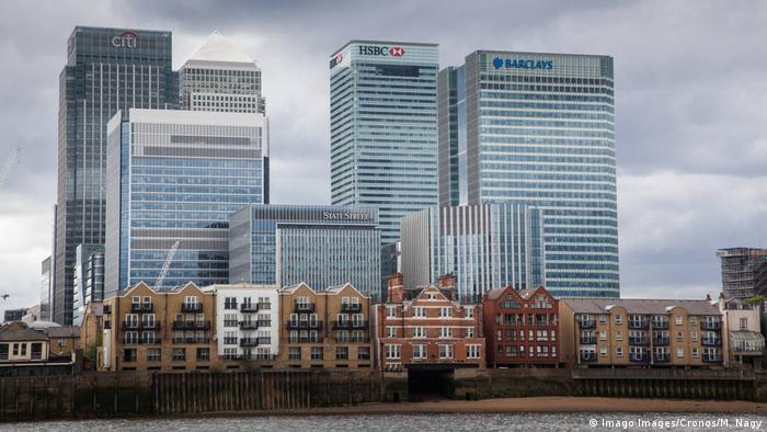 FinCEN Files / Finanzdistrikt, London