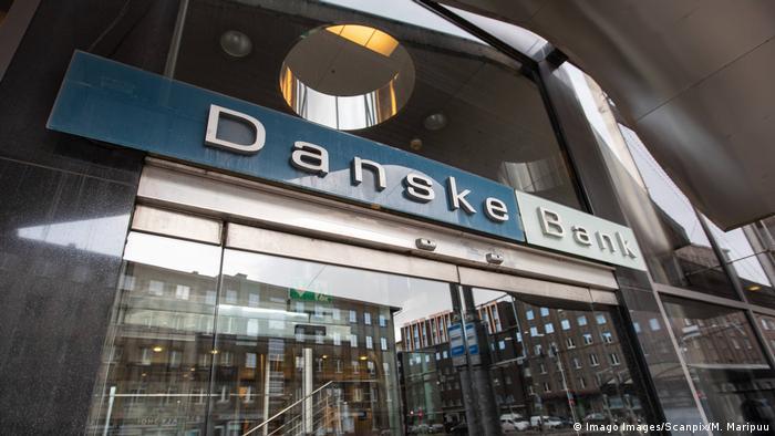 Danske Bank branch in Tallinn
