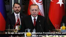 FinCEN Files / Recep Tayyip Erdogan und Berat Albayrak, Ankara