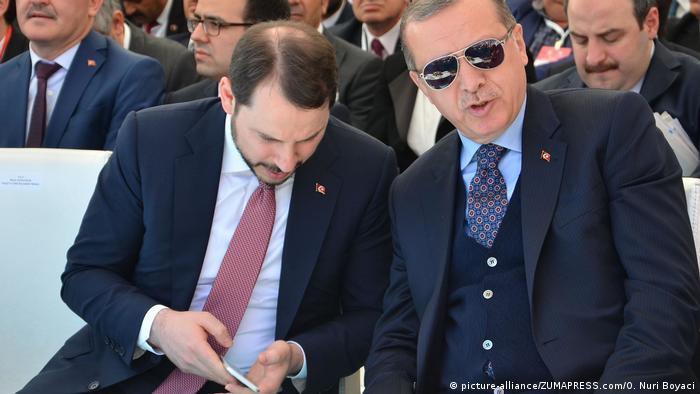 FinCEN Files / Recep Tayyip Erdogan und Berat Albayrak, Denizli