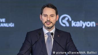 Berat Albayrak 2013 sonuna dek Çalık Holding CEOsuydu.