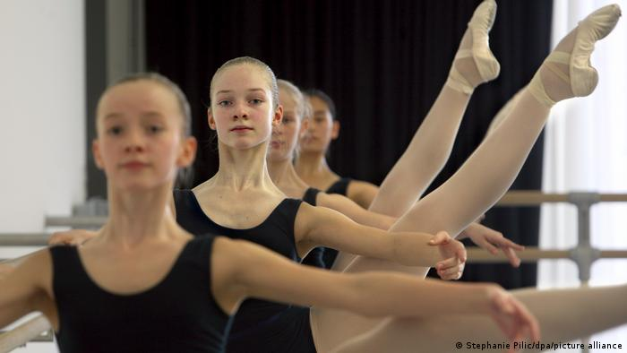 Государственная балетная школа Берлина