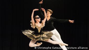 Ученики балетной школы Берлина