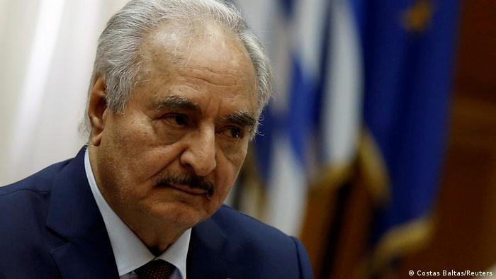 Libyen | General Chalifa Haftar
